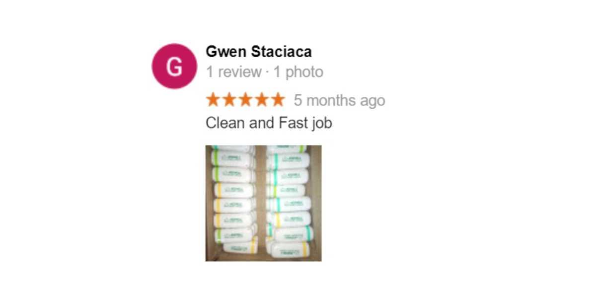 printed paper bag feedbacks