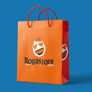 A3 Printed Paper Bags