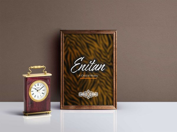8 by 12 name photo frame wood texture portrait