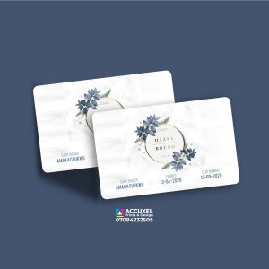 Event Pass Cards