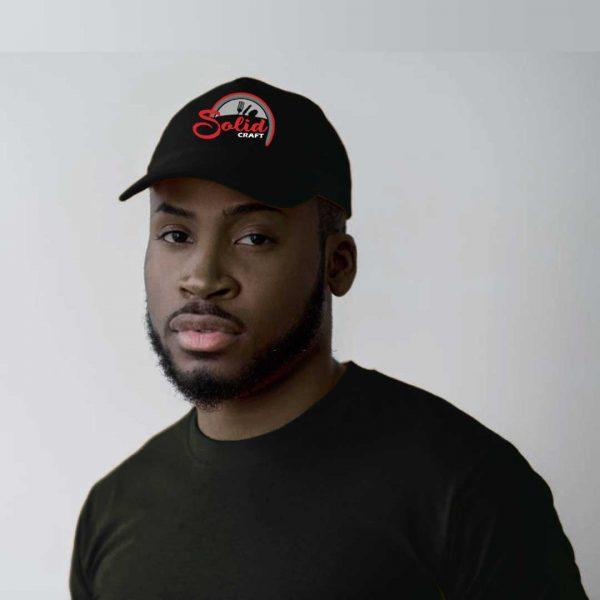 Face cap branding