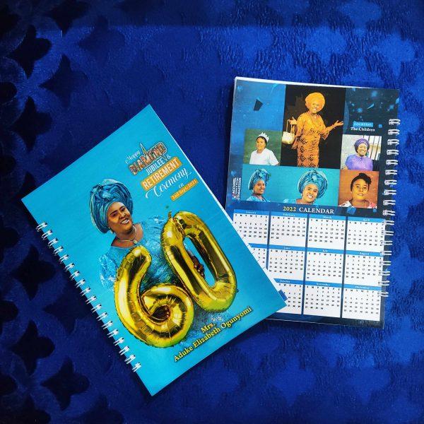 custom notepad souvenirs