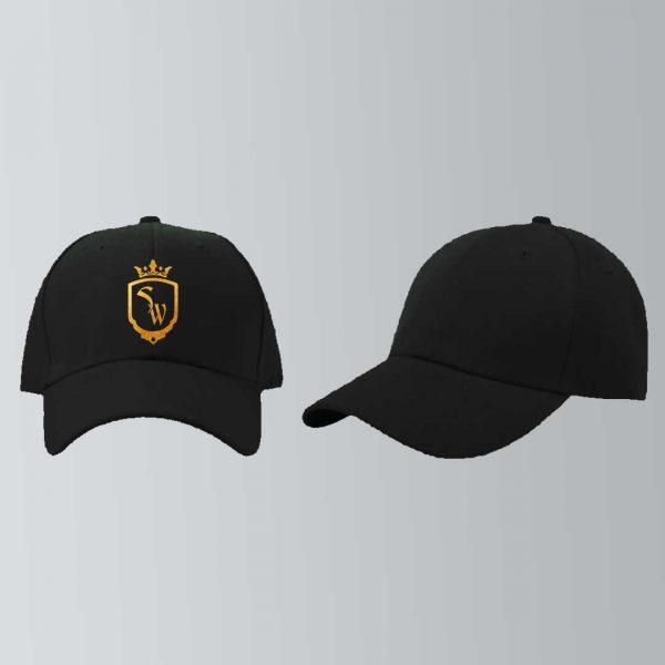 customized face cap