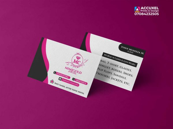 double sided complimentary-card-design