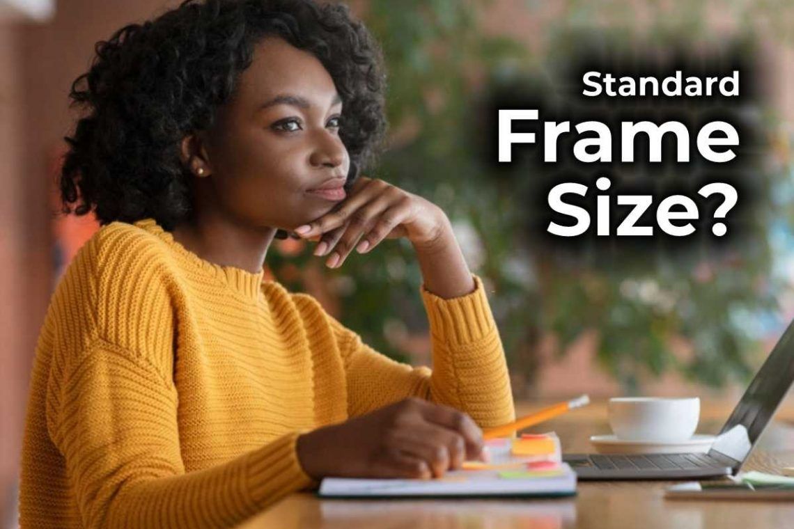 What are standard picture frame sizes?