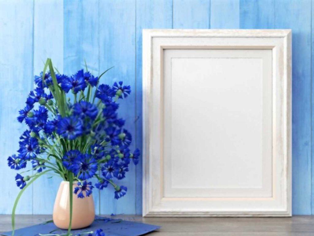 flower hanging stand frame