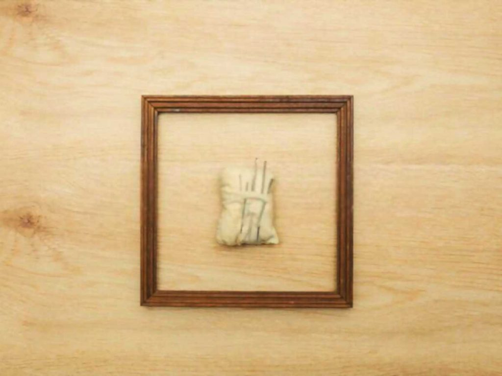 pincushion frame
