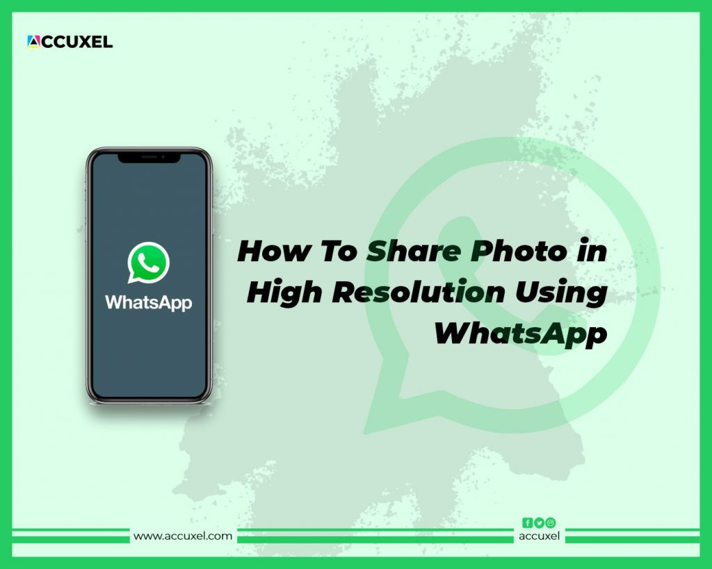 send pictures as documents on whatsapp