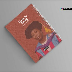 strong cover jotter design and printing back