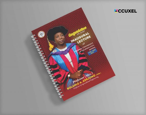strong cover jotter design and printing front