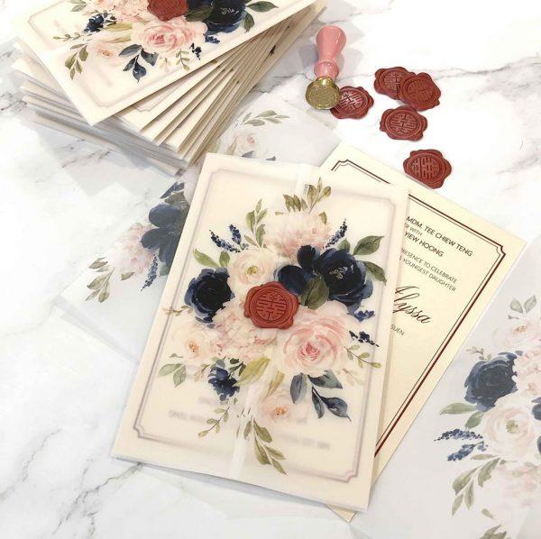 wedding invitation card printing 1